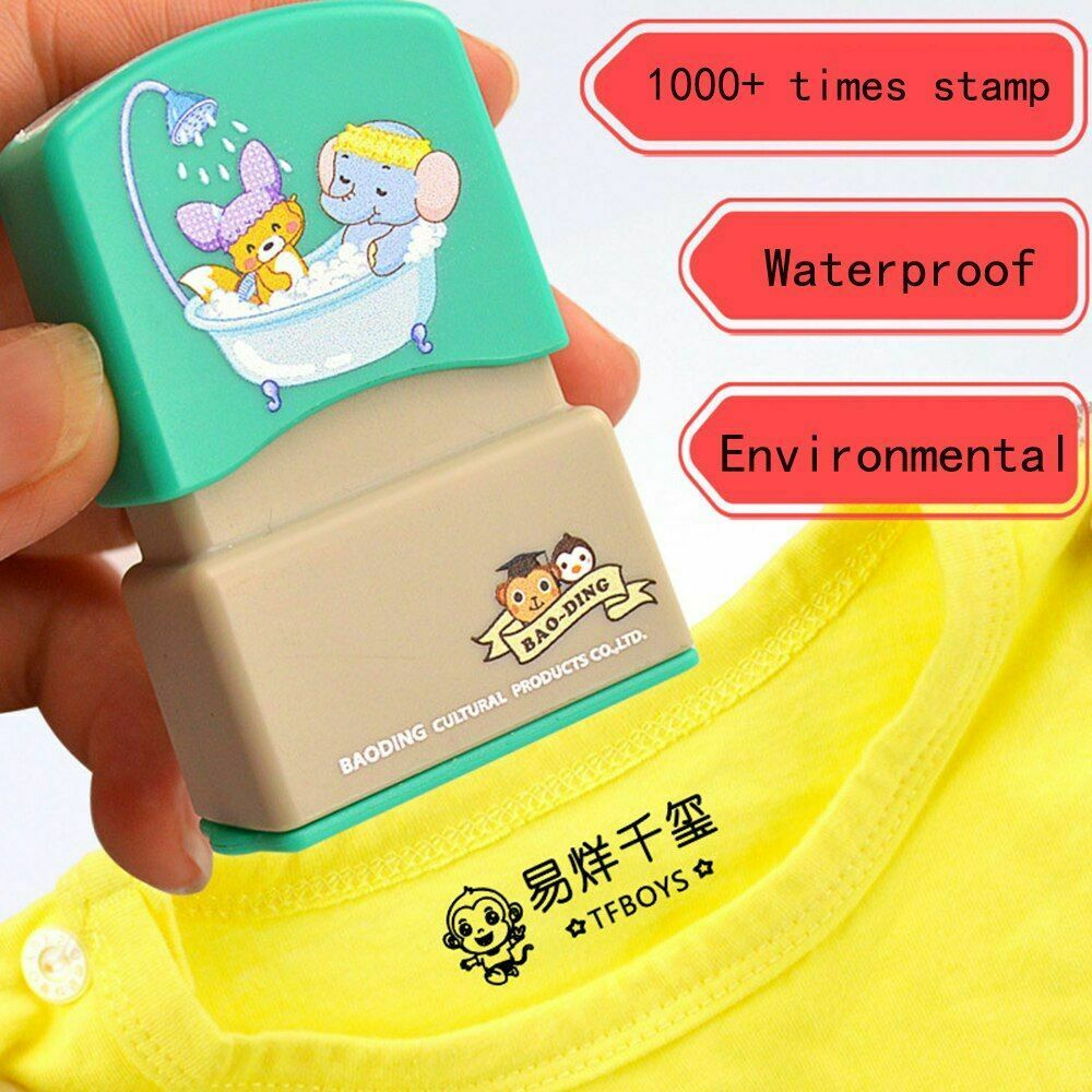 Name Stamp Paints
