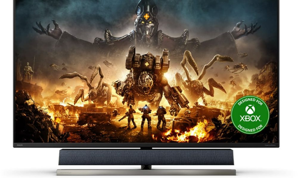 You are currently viewing Microsoft releases Xbox Series optimized screens